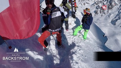 GoPro run Ralph Backstrom - Swatch Xtreme Verbier FWT17