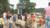 Disminuye la esperanza para encontrar sobrevivientes en Mocoa