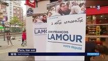 Présidentielle : Jean-François Lamour descend dans la rue pour Fillon