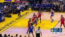 Steph Curry le roi de la feinte au basket