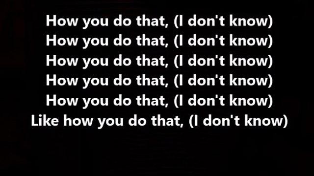 A Boogie Wit Da Hoodie & PnB Rock IDK [Lyrics]