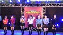 福岡カスタムカーショー2016 アイドルステージ ヒペリカム 1部 福岡ヤフオク!ドーム
