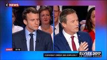 """Nicolas Dupont-Aignan à Emmanuel Macron: """"Vous êtes un peu amnésique... C'est jamais vous les responsable"""""""