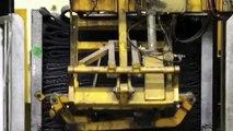 Usine michelin fabrication d'un pneu