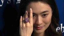 """El diamante """"Estrella Rosa"""" se convierte en la joya más cara en una subasta"""