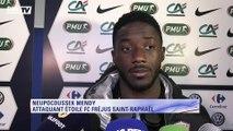 Coupe de France - Neupocoussek Mendy : ''Une très belle aventure pour le staff et pour l'équipe''
