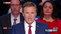 Le Grand Débat : la conclusion de Nicolas Dupont-Aignan (Debout la France)