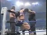 Mark Henry & The Great Khali vs Batista & Undertaker WWE Smackdown 2007 Part 2