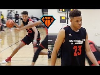 Kevin Knox Was DOMINANT All Week In Front of NBA Scouts!! | McDonald's All-American Highlights