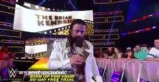 Akira Tozawa vs. The Brian Kendrick WWE 205 Live, April 4, 2017