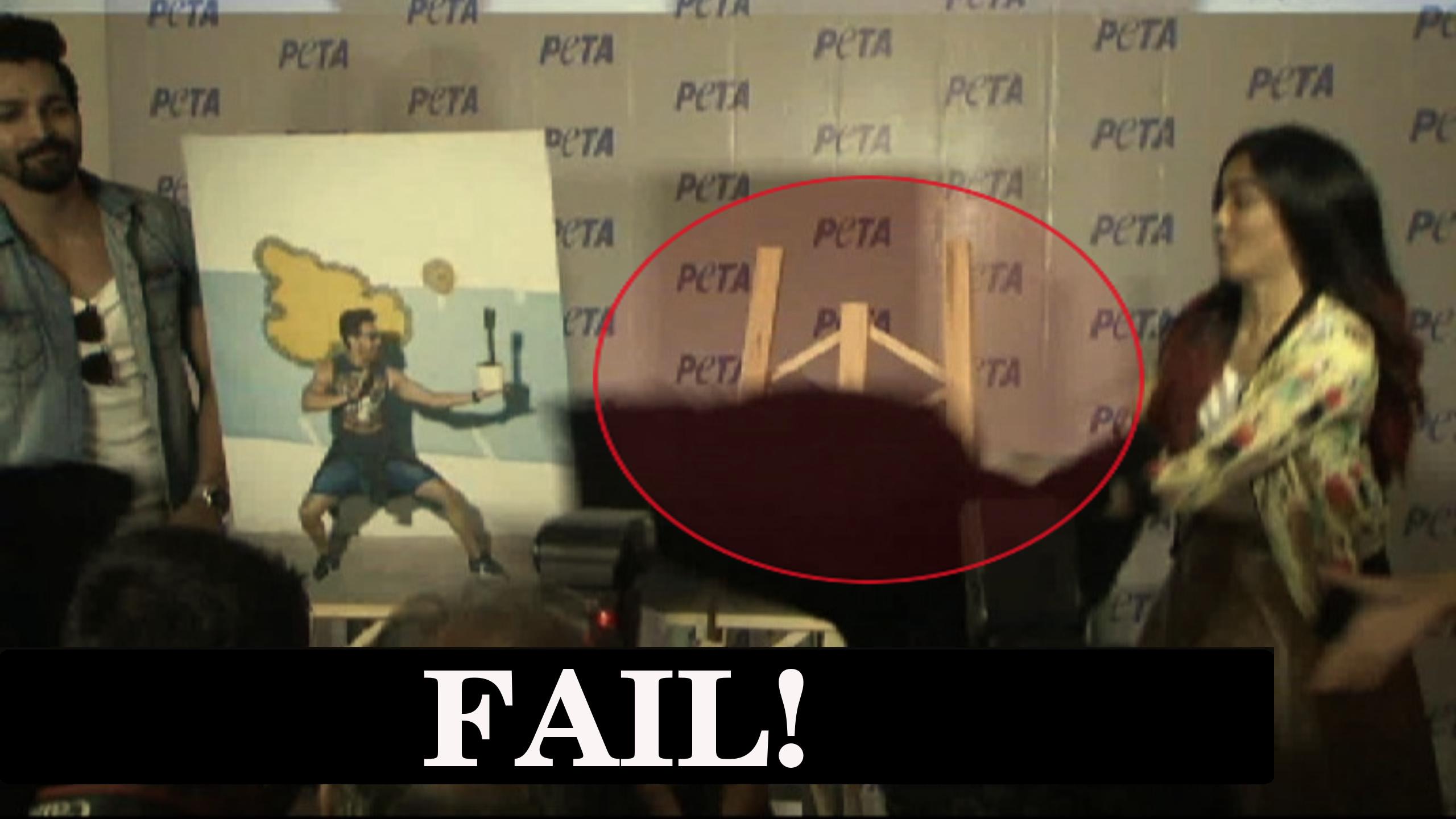 PETA India's Vegan Fashion Lookbook Launch FAIL!
