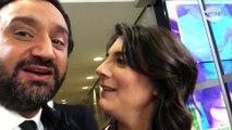 TPMP – Estelle Denis : Son baiser très gênant avec Cyril Hanouna