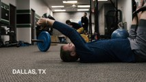 Jordan Spieth's Masters training regime