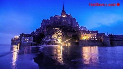Le Mont Saint-Michel, la Merveille