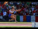 Athletics - Matthildur Thorsteinsdottir - women's long jump T37/38 final - 2013 IPC Athletics...