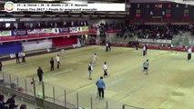 Finale tir progressif masculin, Sport Boules, France Tirs, Dardilly 2017