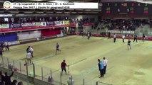 Finale tir progressif G18, Sport Boules, France Tirs, Dardilly 2017
