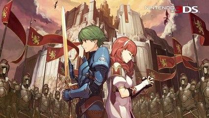 Fire Emblem Echoes - Spot japonais #2 de Fire Emblem Echoes : Shadows of Valentia