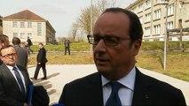 Interview au lancement du Canal Seine Nord