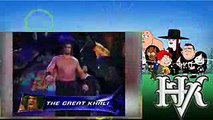 WWE The Great Khali vs Rey Mysterio - What a Match - The Great Khali Destroy Rey Mysterio