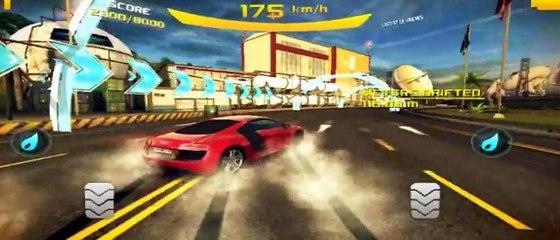 Asphalt 8 Airborne ● Asphalte Gameplay ● Racing Metro 98 Club Team Car ●  Audi R8 A4 SQ5 Sport RS6