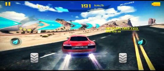 Asphalt 8 Airborne ● Asphalte Gameplay ● Racing Metro 98 Club Team Car ● Audi R8 RS4 RS5 SQ5