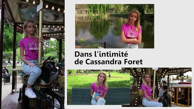 Dans l'intimité de Cassandra Foret, la soeur de Jade