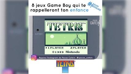Jeudi Nostalgie : 8 jeux sur Game Boy qui te rappelleront ton enfance