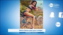 "Fun Stories n°5 : Selena Gomez affole la toile avec ses photos sexy dans la ""Fun Stories"""