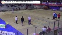 Second passage tir de précision féminin, Sport Boules, France Tirs, Dardilly 2017