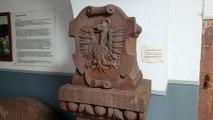 Brunnenstock aus dem Jahre 1604, Heimatmuseum Neckargemünd