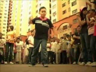 Shafla Detura - Track Slow Motion Paduan Mudah Ikut [Official Music Video]