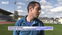 Coupe de France – Sébastien Hersant, l'ultra avranchinais qui aime aussi le PSG