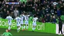 Goal Mimoun Mahi - FC Groningen 1 - 0 NEC Nijmegen