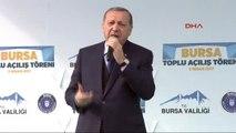 Bursa Erdoğan: Sessiz Kalan Dünya, Birleşmiş Milletler, Bunun Hesabını Nasıl Vereceksiniz
