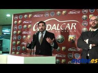 Fiat Panda 2012 - Presentación IMV Andalcar Sevilla