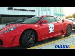 Ferrari Club España Monteblanco 2011 - Parte 2
