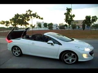 Peugeot 308 CC Sport Pack