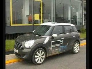Mini COUNTRYMAN presentación y toma de contacto en San Pablo Motor