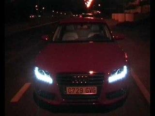 Prueba Audi A5 Sportback