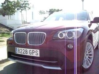 Presentación Nacional BMW X1: Probamos el xDrive23d y xDrive 28i. Prueba Bmw X1. Driving BMW X1