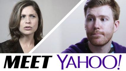 MEET THE INTERNET: Yahoo! Answers