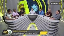 Edu Dracena fala sobre declarações de Gabriel ao se transferir para o Corinthians