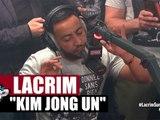 """Lacrim """"Kim Jong Un"""" en live #PlanèteRap"""