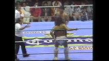 Konnan vs Cien Caras vs Perro Aguayo (CMLL 58th Anniversary 1991)