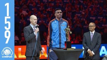 Hoopcast n°159 - Russell Westbrook a-t-il mis la main sur le trophée de MVP ?