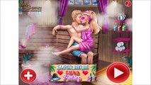 Barbie and Ken Sauna Flirting   will Barasd