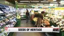 Koreans protecting heirloom seeds to ensure biodiversity, food security