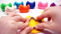 Learn Colors Baby Doll Bath Playing Time DIY Learn Colors Play Doh-j3l8sOkk2AY