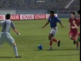 Ira in Demo PES 2008 The Ultimate Edition